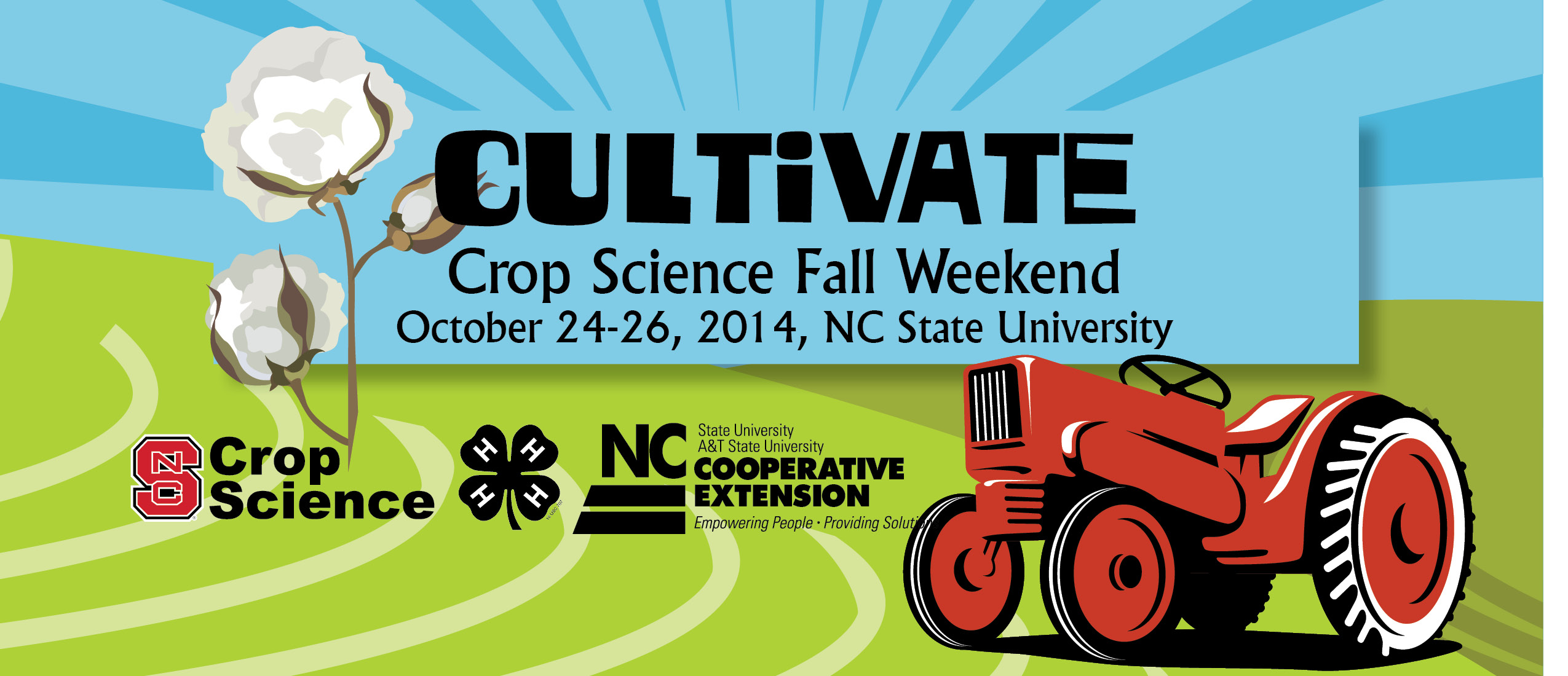 Crop Science Teen Weekend