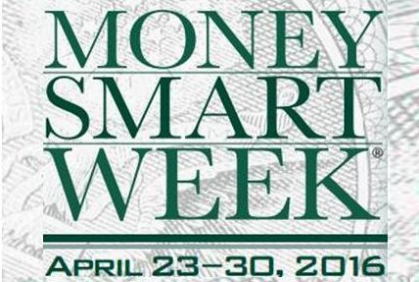A week of programs on various financial topics at Forsyth County Public Library Branches.