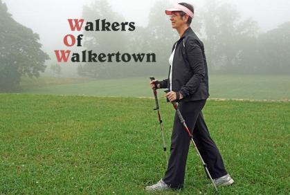 Walkers of Walkertown Tuesday, September 2, 10 am
