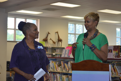 Library Awarded Grant from Kate B. Reynolds Foundation