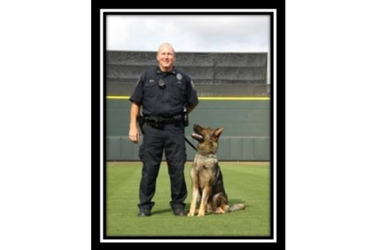 Winston Salem Police Dept. K-9 Unit