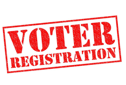 Voter Registration Update