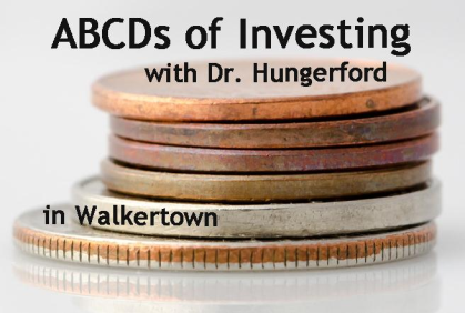 ABCDs of Investing in Walkertown