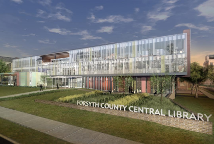 Design Announced For New Central Library