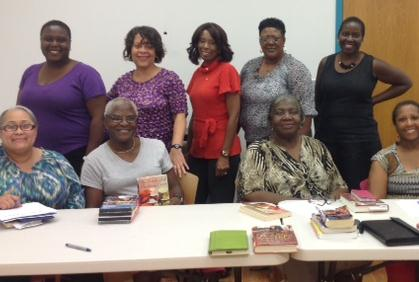 Join Senergy Book Club at Carver Library