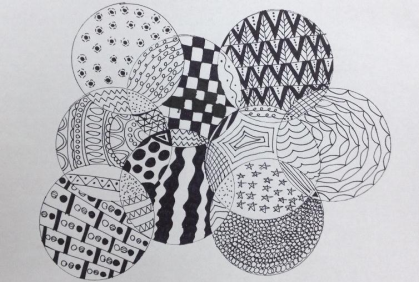 Zentangles for Teens
