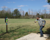 Triad Park's Disc Golf Course is Open!