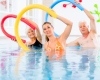 Aqua Zumba at Tanglewood Park Aquatic Center
