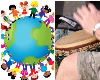 Multicultural Fair featuring Happy Beat Drumming.  May 3rd at 11 am, Central Library.