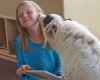 Read Aloud to a Tail Waggin' Tutor at Walkertown Branch