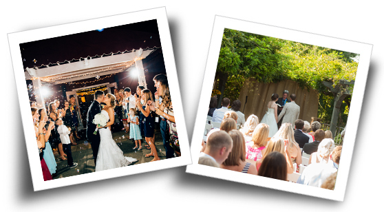 The Barn Wedding Package