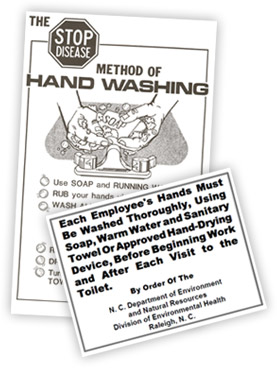 photo regarding Printable Hand Wash Signs identify Printable Indications