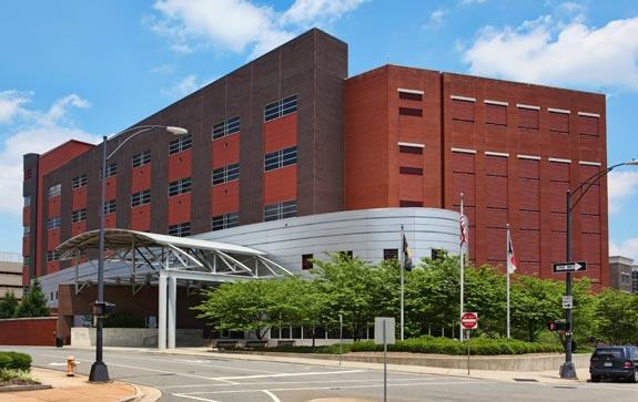 Law Enforcement Detention Center
