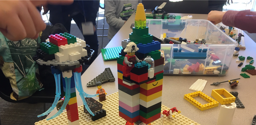 Sensory-Friendly LEGO Hour