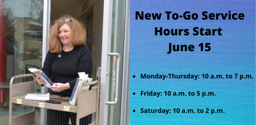 We're Expanding Our To-Go Hours