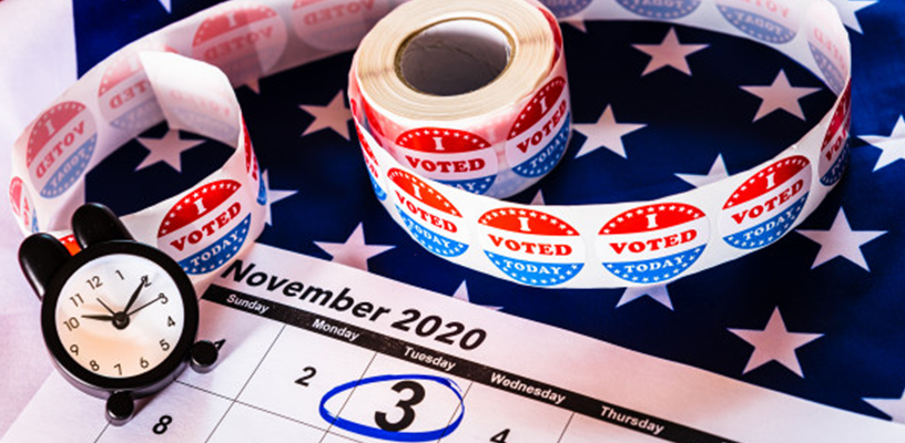 New Polling Places Assigned for the General Election on November 3, 2020