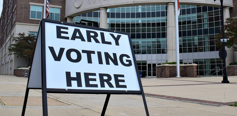 Early Voting now open for the March 3 primary