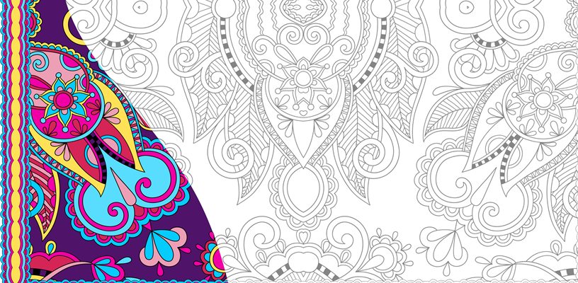 Adult Coloring Club Meets Every Third Thursday At 1100 AM Carver