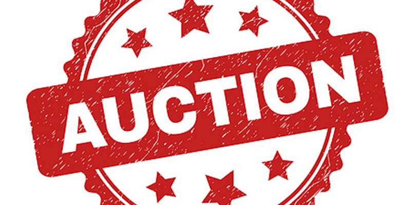 NOTICE OF DISPOSITION OF COUNTY-OWNED PERSONAL PROPERTY BY ELECTRONIC AUCTION