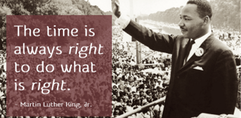 All FCPL Branches Closed Monday, Jan. 21, for MLK Jr. Day