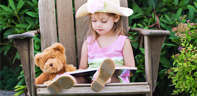 Summer Storytimes at the Lewisville Branch Library