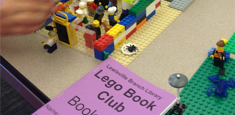LEGO Book Club