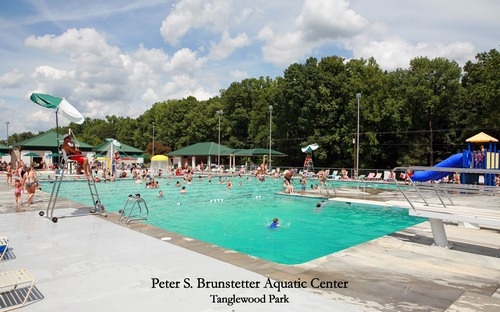 Peter S. Brunstetter Aquatic Center - Tanglewood Park