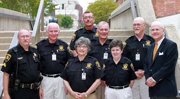 Citizens Patrol Graduates