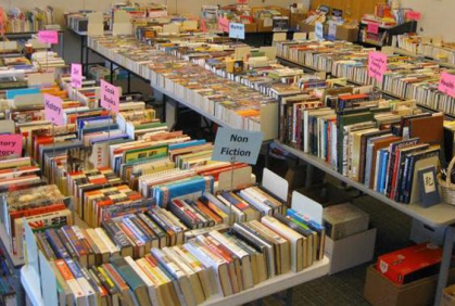 Book Sale at the Clemmons Branch Library!