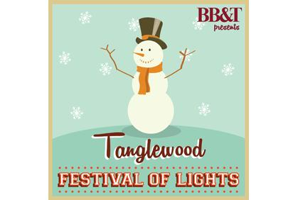 Tanglewood Park's Festival of Lights
