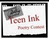 Teen Ink Poetry Contest