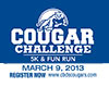 Calvary Baptist Cougar 5K and Fun Run
