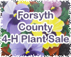 Forsyth County 4-H Plant Sale